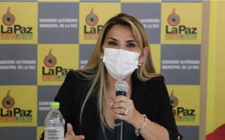 Parlamento de Bolivia recomienda juicio contra Jeanine Áñez: Ella asegura que es inocente