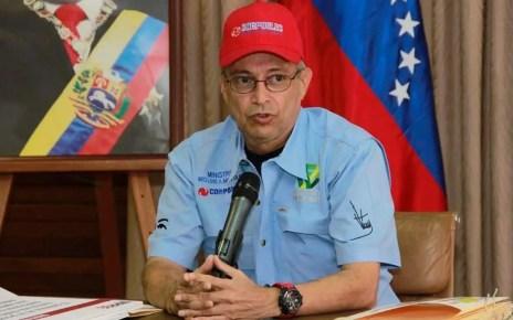 Motta Dom?nguez es se?alado por el Departamento de Justicia de EEUU como corrupto y provocar el deterioro del sistema el?ctrico de los venezolanos