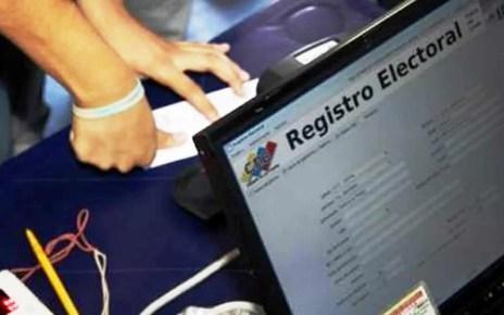El CNE dio pr?rroga hasta el mi?rcoles 29 de julio para inscripci?n y actualizaci?n del Registro Electoral