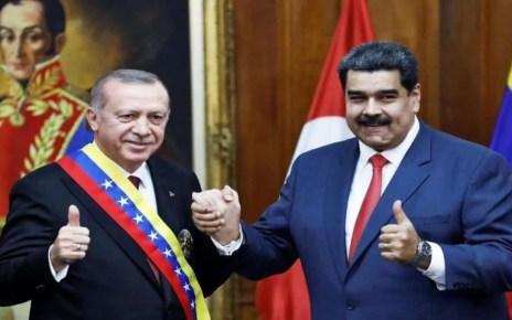 El canciller turco, ministro de Relaciones Exteriores de Turqu?a, Mevl?t ?avusoglu, se reunir? con Nicol?s Maduro este martes