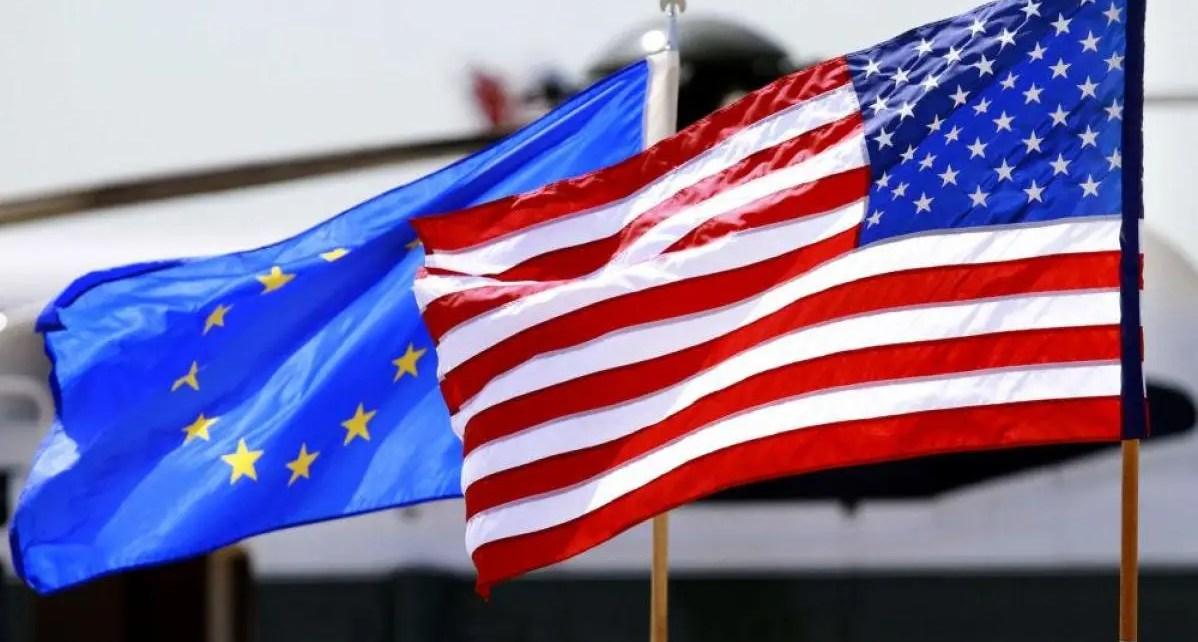 UE y EEUU, hoy, de manera sorpresiva se llegó a un convenio de disminución arancelaria sobre productos específicos