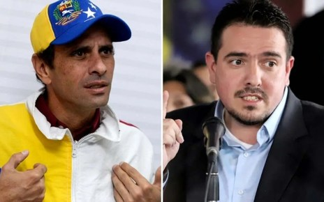 Capriles y Stalin González no negaron haber conversado con el Canciller turco