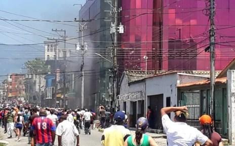 OVCS: Se registran 1.193 protestas en Venezuela en septiembre, el índice más alto de todo el año
