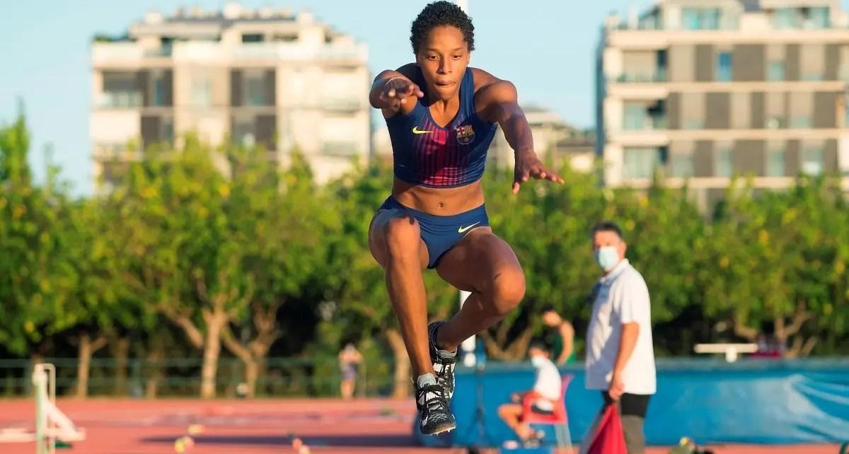 Yulimar Rojas rompe una vez más una marca mundial y lidera el ranking mundial del salto triple