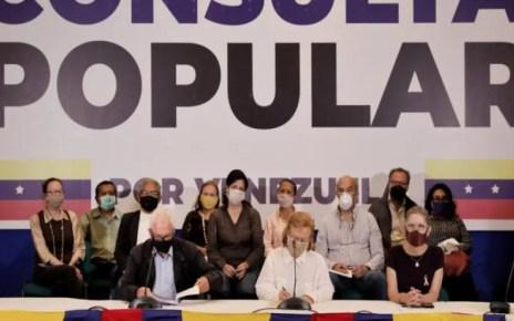 Diputado Guanipa: Consulta Popular será del 5 al 12 de diciembre