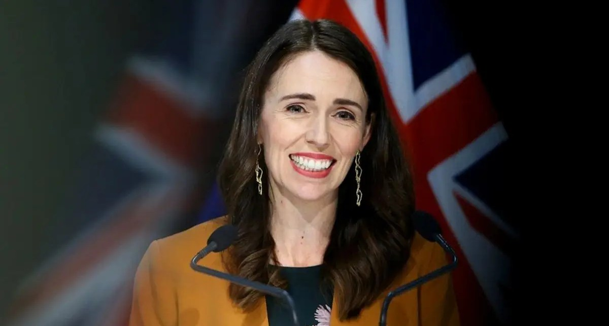 Jacinda Ardem Nueva Zelanda