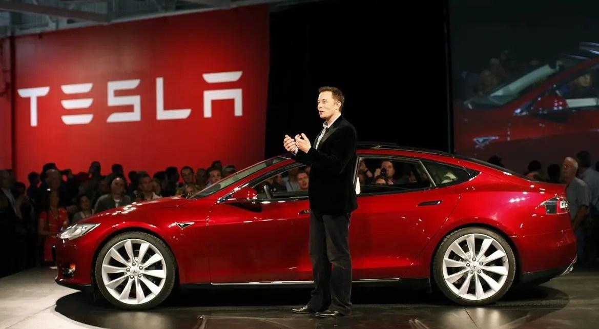 Imagen Tomada de Motorpasión Tesla Elon Musk