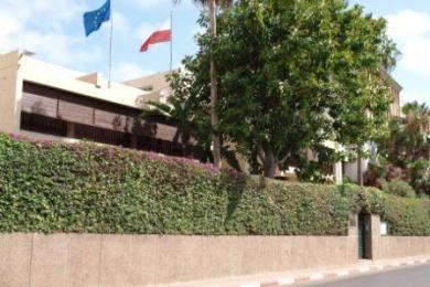 Ambasada RP w Rabacie. Źródło: www.msz.gov.pl