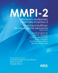 MMPI 2 - Minnesota Multiphasic Personality Inventory®-2