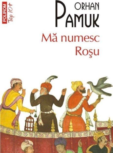 Mă numesc Roșu – Orhan Pamuk