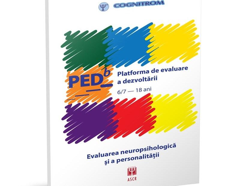PEDb – Platformă de evaluare a dezvoltării 6/7-18/19 ani