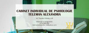 Cabinet Individul de Psihologie Teleman Alexandra