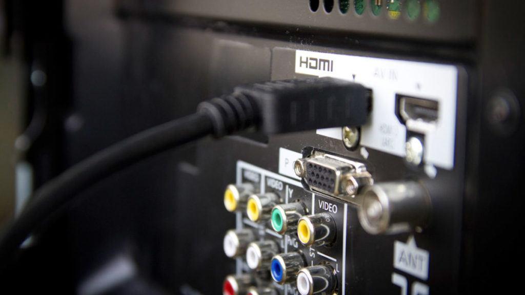 Подключение и настройка HDMI кабеля