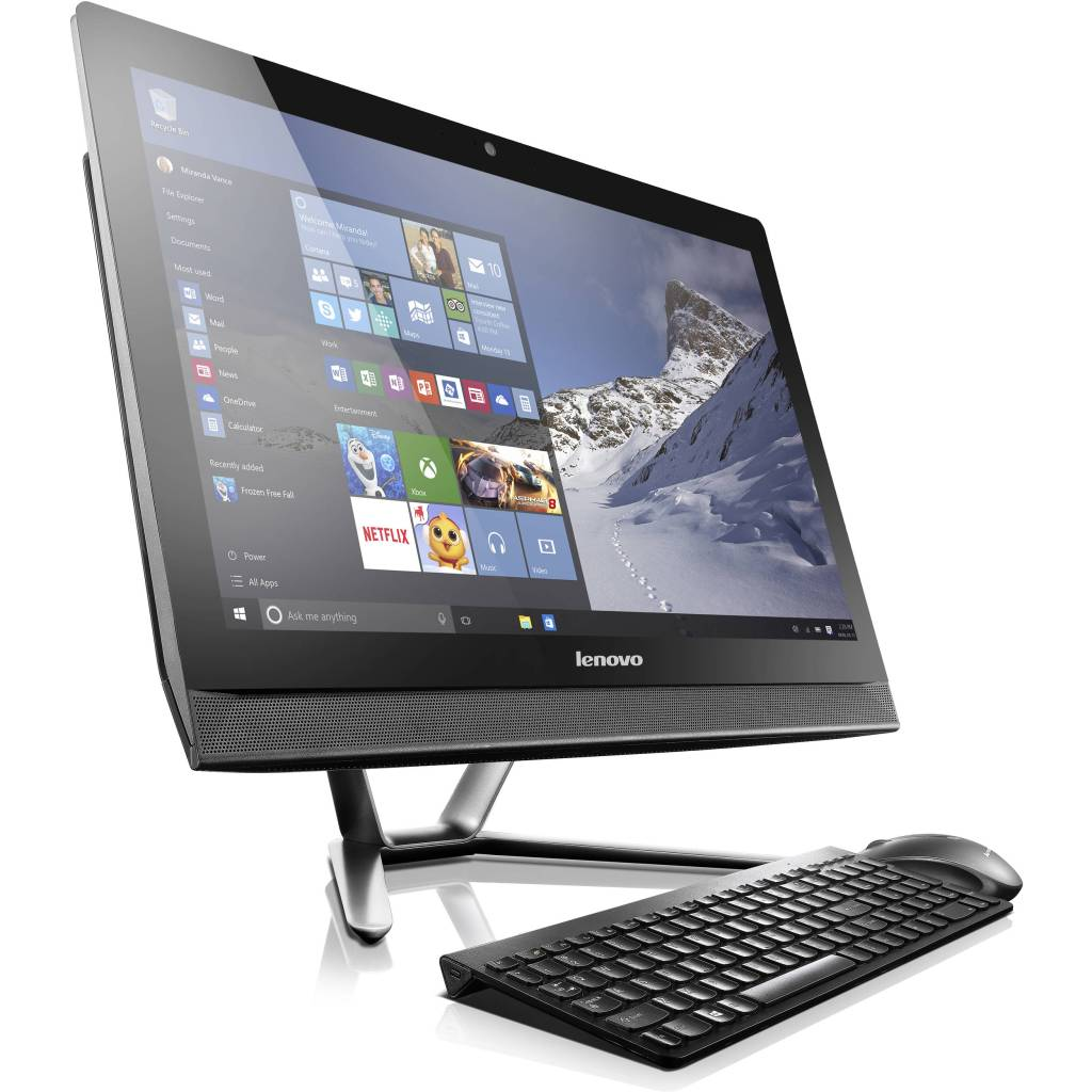 "Lenovo 23"" C50 Multi-Touch All-in-One Desktop"
