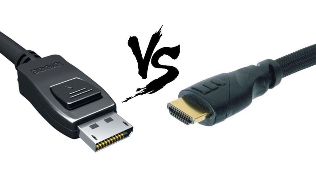 Что же лучше: DisplayPort или HDMI
