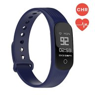Fitness Tracker Smart Band Continuous Heart Rate Monitor, MGCOOL B3 / B4 Activity Tracker Bracelet Sleep Monitor Step Counter Stopwatch Distance Smart Watch Reminder, Christmas Gift (Band4-Blue)