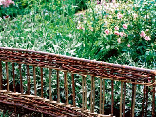 bordures jardin comment realiser de