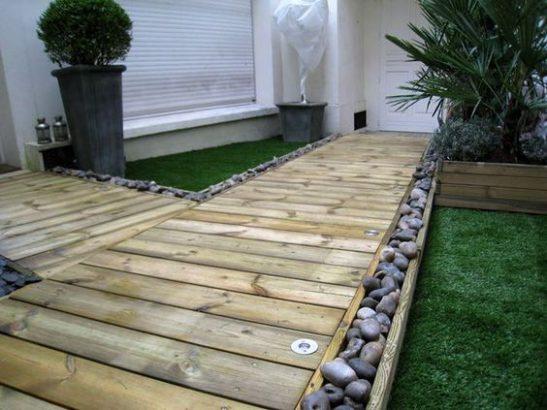 35 idees pour creer une terrasse en palette