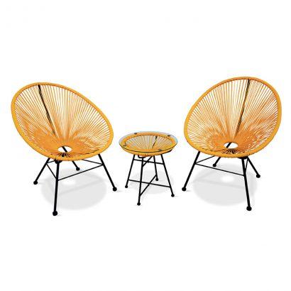 terrasse 19 chaises et fauteuils pour