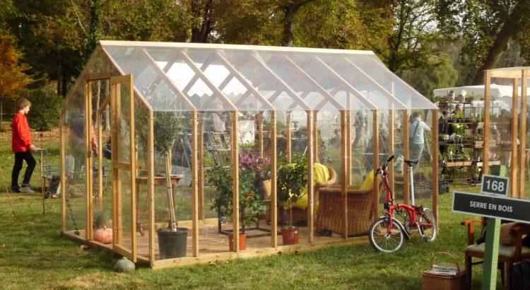 Grand Prix Mon Jardin Ma Maison Cleophee La Serre En Bois Helio