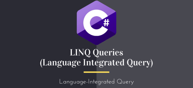 Get Started With LINQ Queries Step By Step