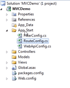 routeconfig url mapping