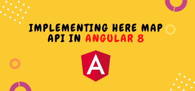 How to Implement Map API In Angular 8