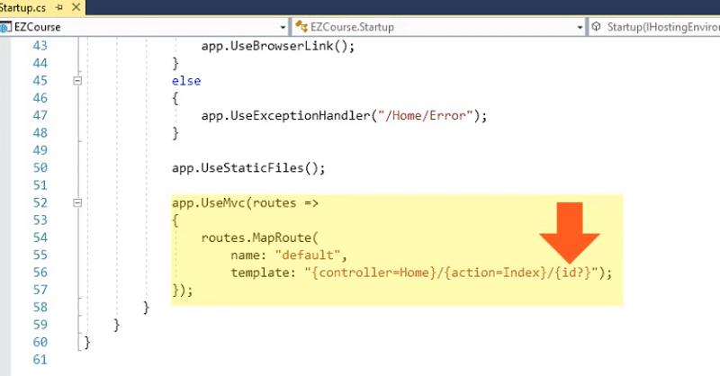maproute in asp.net core mvc