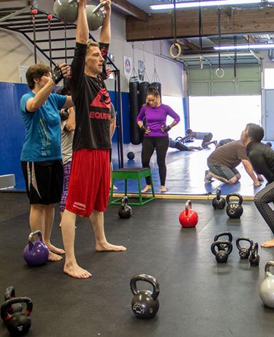 Bellevue gym