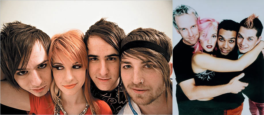 Paramore is No Doubt's replacement, no doubt
