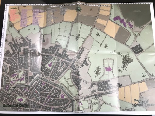 Map 2 Rear - NE Quadrant