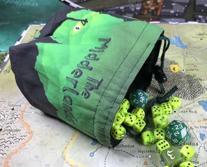 Midderlands Dice Bags (8)