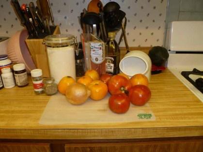 Pomodoro Sauce Ingredients