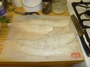 Cod Salt & Peppered