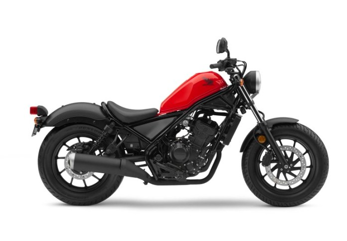 honda-rebel-300-2017-red-merah