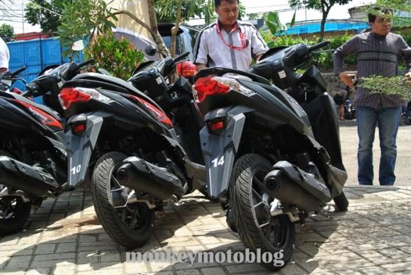 Honda Vario 150-18