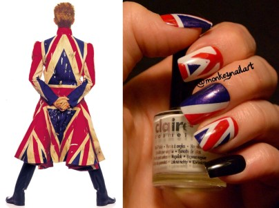 Bowie Union Flag