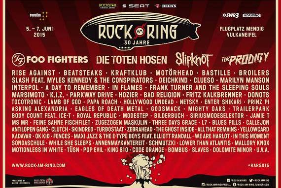 Preview Rock Am Ring Mit Starken Headlinern In Neuer Location