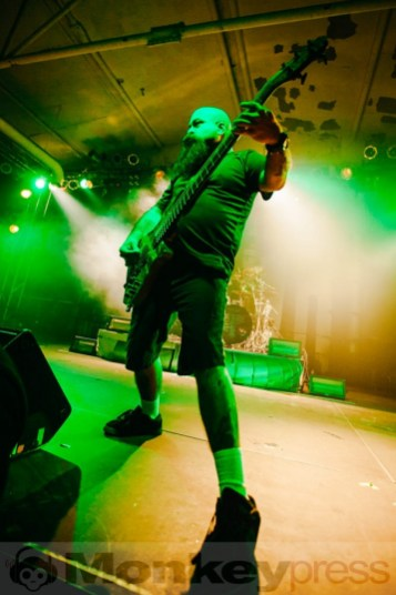 Fear Factory, (c) Frank Metzemacher