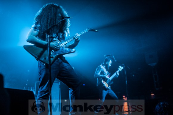 Coheed and Cambria, © Sarah Wolff