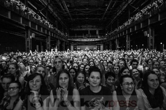 AnnenMayKantereit live im Palladium Köln. Foto: Steffie Wunderl