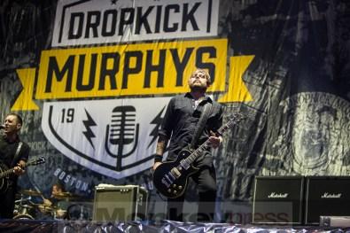 Dropkick Murphys, © Michael Gamon