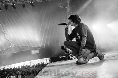 Bring Me The Horizon, © André Techert