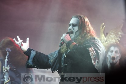 POWERWOLF, © Marcus Nathofer