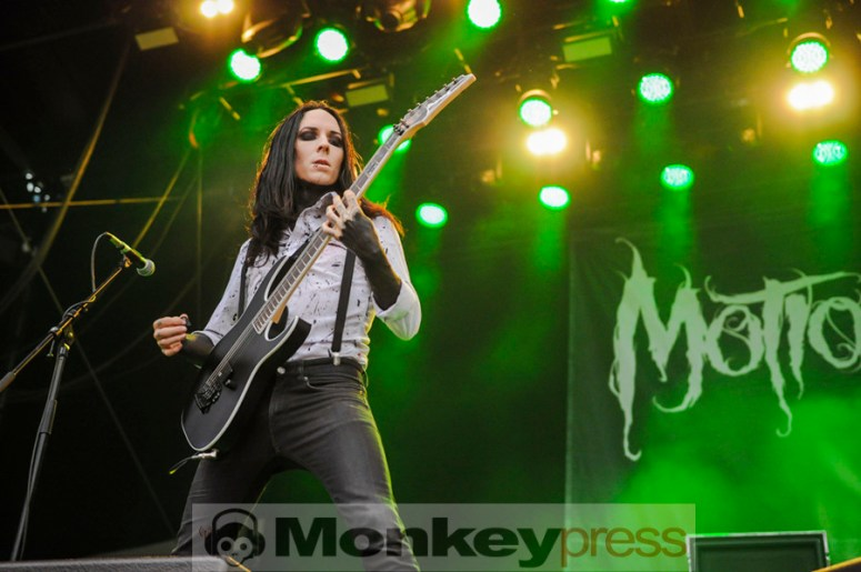 Motionless in White © Jan Focken