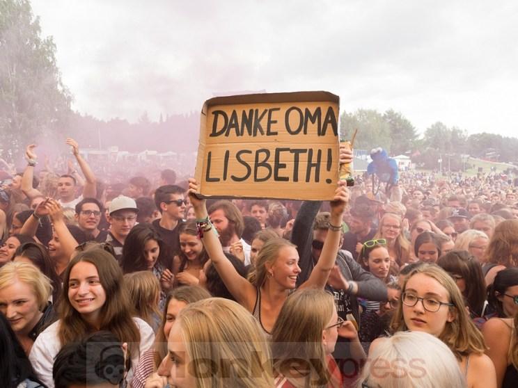 Von Wegen Lisbeth, © Wolfgang Heisel