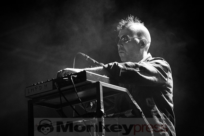 KMFDM, © Sandro Griesbach