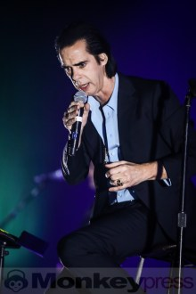 Nick Cave & The Bad Seeds, © Michael Gamon