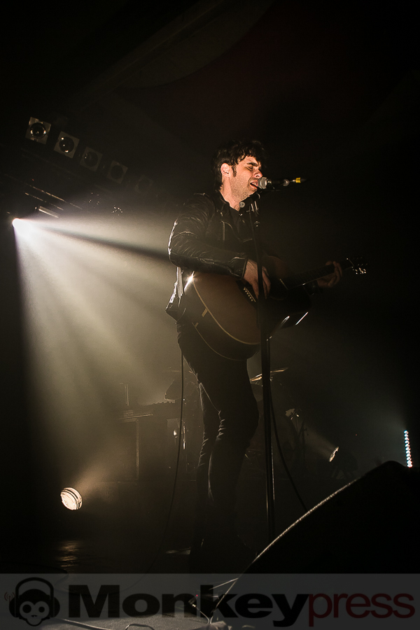 Black Rebel Motorcycle Club, © Michael Gamon