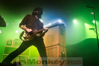 DEATH FROM ABOVE, Cologne, Live Music Hall (3.3.2018)